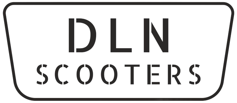 logo dln scooters